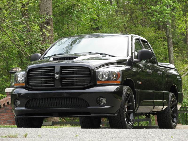 2006 dodge ram pickup 1500 srt 10 4dr quad cab sb in charlotte nc furrst class cars. Black Bedroom Furniture Sets. Home Design Ideas
