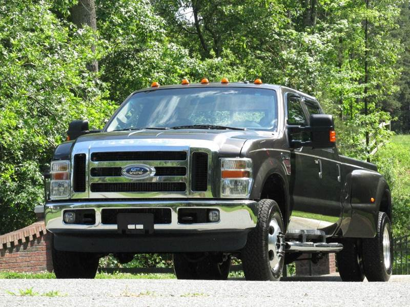 2008 ford f 350 super duty xlt 4dr crew cab 4wd lb drw in charlotte nc furrst class cars. Black Bedroom Furniture Sets. Home Design Ideas