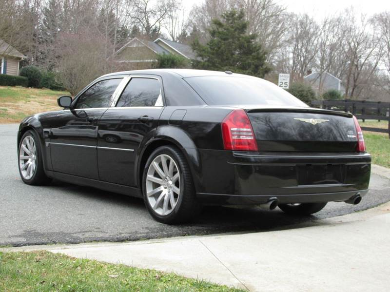 2006 chrysler 300 srt 8 4dr sedan in charlotte nc furrst. Cars Review. Best American Auto & Cars Review