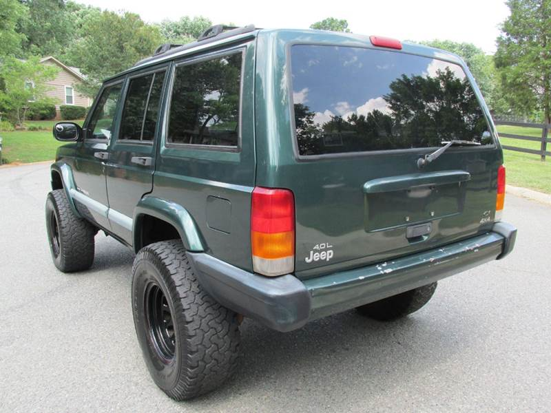 1999 jeep cherokee sport 4dr 4wd suv in charlotte nc. Cars Review. Best American Auto & Cars Review