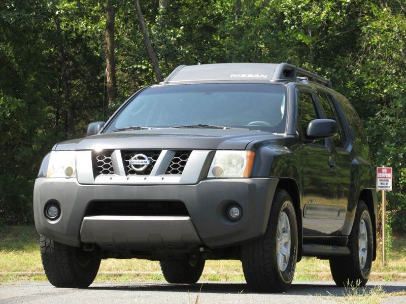 2005 nissan xterra off road 4dr suv in charlotte nc. Black Bedroom Furniture Sets. Home Design Ideas