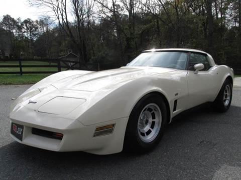 1980 chevrolet corvette for sale in north carolina. Black Bedroom Furniture Sets. Home Design Ideas