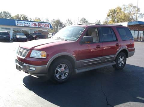 2004 Ford Expedition for sale in Pacific, MO