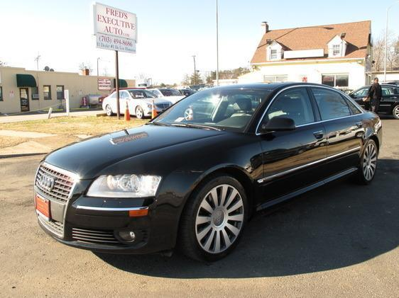 Used 2007 Audi A8 For Sale