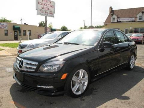 2011 Mercedes-Benz C-Class for sale in Woodbridge, VA