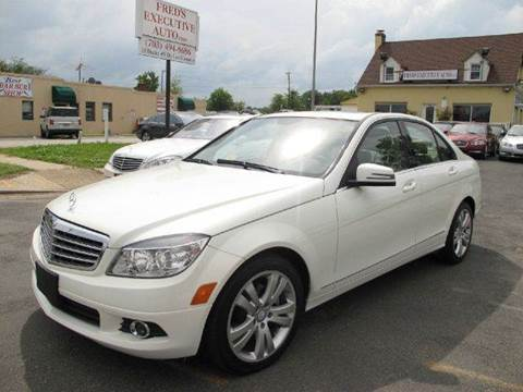 2011 Mercedes-Benz C-Class for sale in Woodbridge, VA