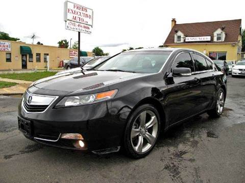 2012 Acura TL for sale in Woodbridge, VA
