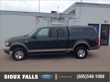2002 Ford F-150 for sale in Sioux Falls, SD