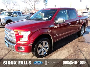 2016 ford f 150 for sale sioux falls sd for Wheel city motors sioux falls sd
