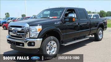 ford f 250 super duty for sale sioux falls sd. Black Bedroom Furniture Sets. Home Design Ideas