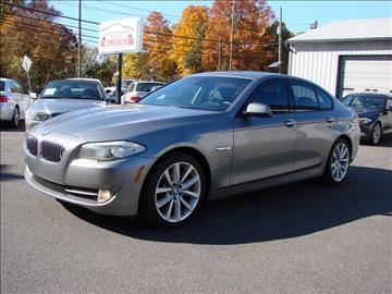 2011 BMW 5 Series for sale in Lawnside, NJ