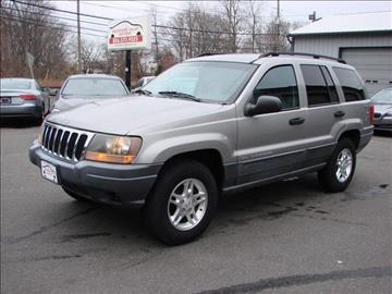 2002 Jeep Grand Cherokee for sale in Lawnside, NJ