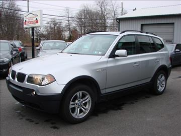 2005 BMW X3 for sale in Lawnside, NJ