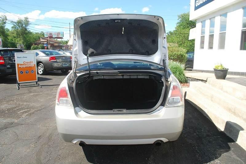 2008 Ford Fusion AWD V6 SE 4dr Sedan - Kalamazoo MI