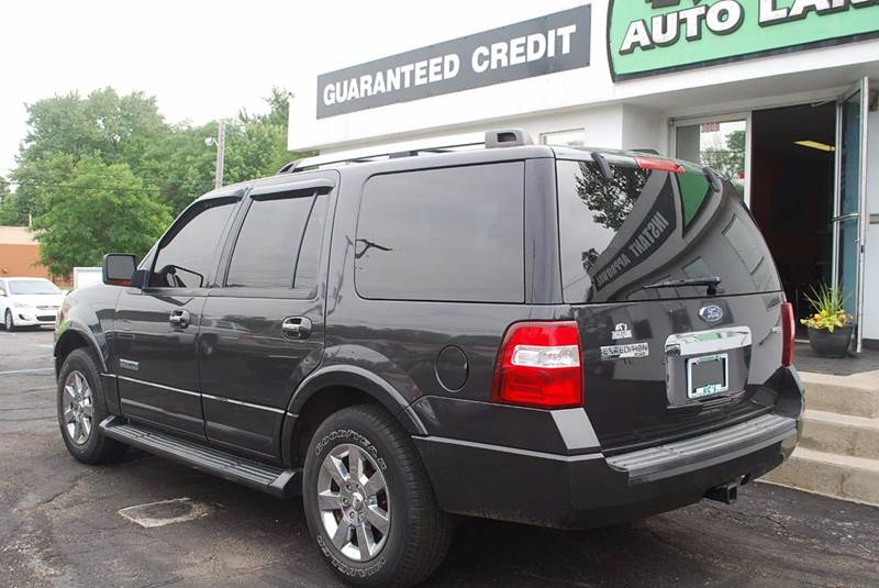 2007 Ford Expedition Limited 4dr SUV 4x4 - Kalamazoo MI
