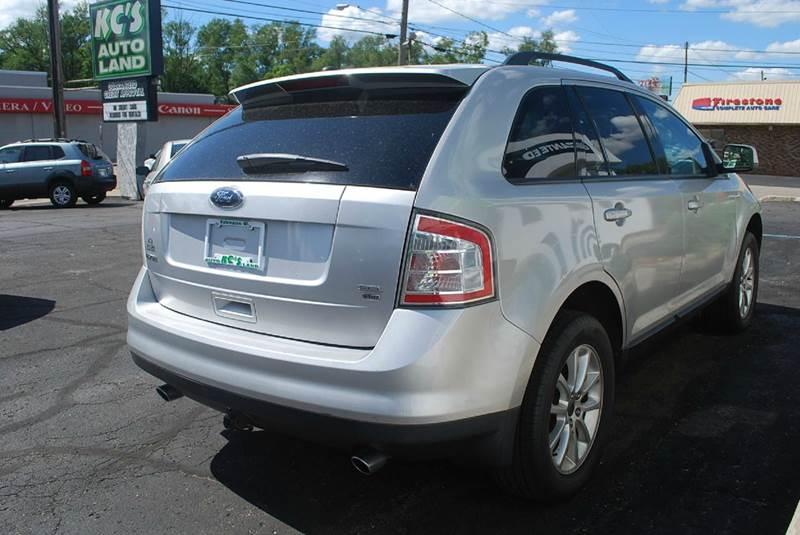 2009 Ford Edge AWD SEL 4dr SUV - Kalamazoo MI