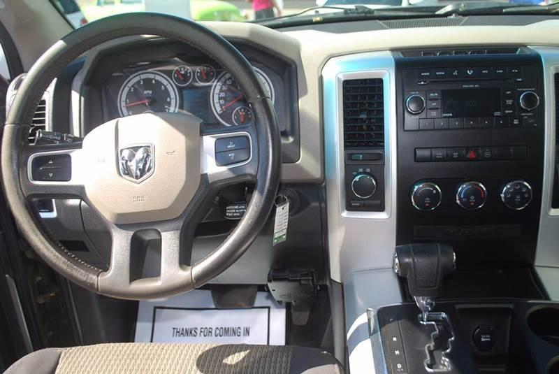 2009 Dodge Ram Pickup 1500 4x4 SLT 4dr Quad Cab 6.3 ft. SB - Kalamazoo MI