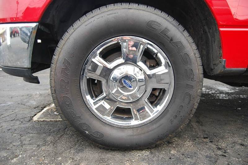 2008 Ford F-150 4x4 XLT 4dr SuperCab Styleside 5.5 ft. SB - Kalamazoo MI