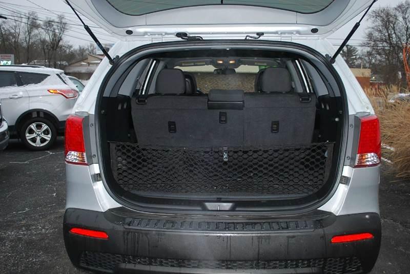 2013 Kia Sorento LX 4dr SUV - Kalamazoo MI