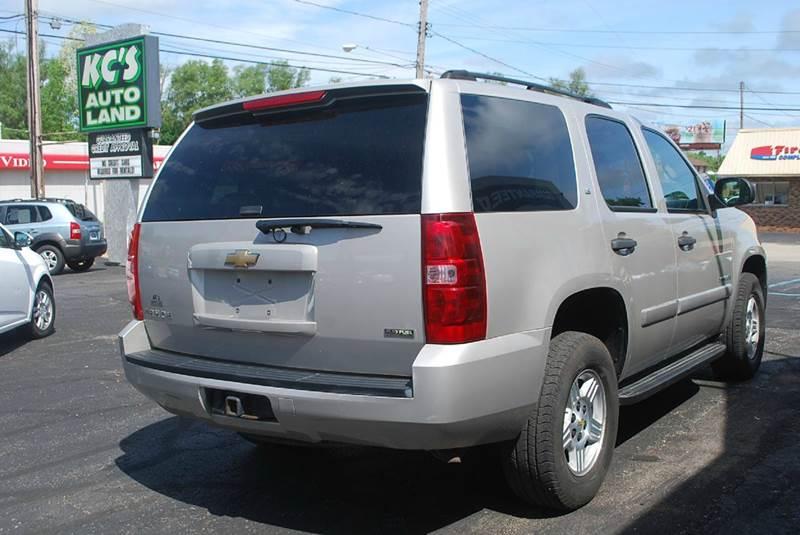 2007 Chevrolet Tahoe LS 4dr SUV 4WD - Kalamazoo MI