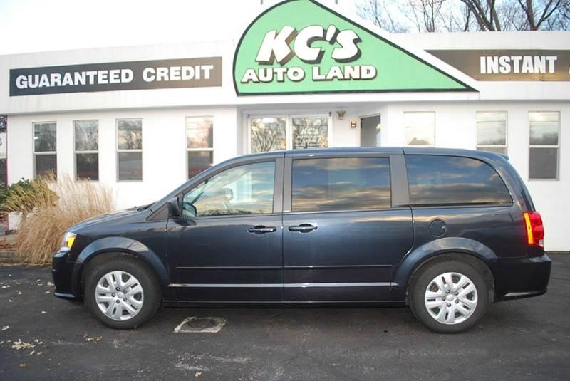 2014 Dodge Grand Caravan SE 4dr Mini Van - Kalamazoo MI