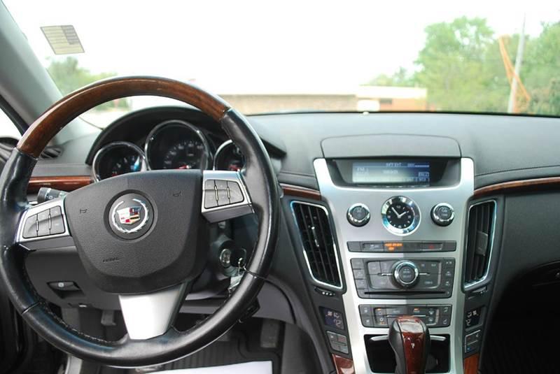 2012 Cadillac CTS AWD 3.0L Luxury 4dr Sedan - Kalamazoo MI