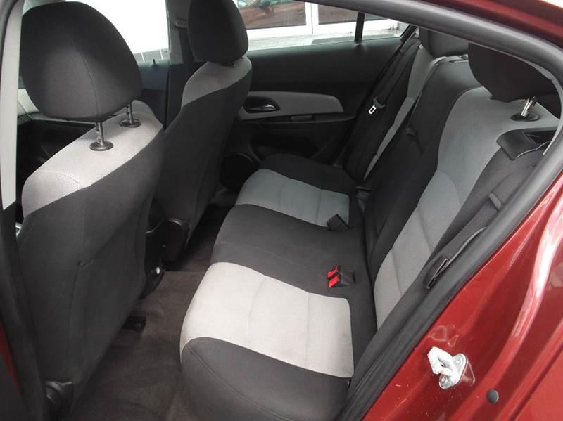 2013 Chevrolet Cruze LS Auto 4dr Sedan w/1SB - Kalamazoo MI