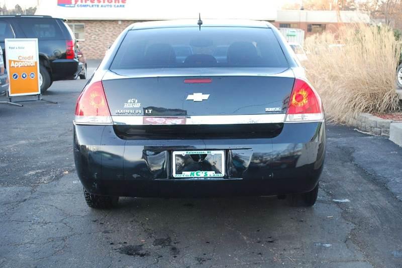 2009 Chevrolet Impala LT 4dr Sedan - Kalamazoo MI