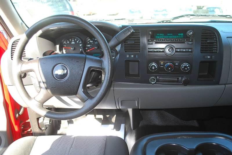 2008 Chevrolet Silverado 1500 2WD Work Truck 4dr Extended Cab 5.8 ft. SB - Kalamazoo MI