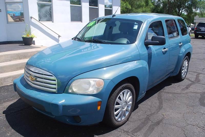 2007 Chevrolet HHR LS 4dr Wagon - Kalamazoo MI
