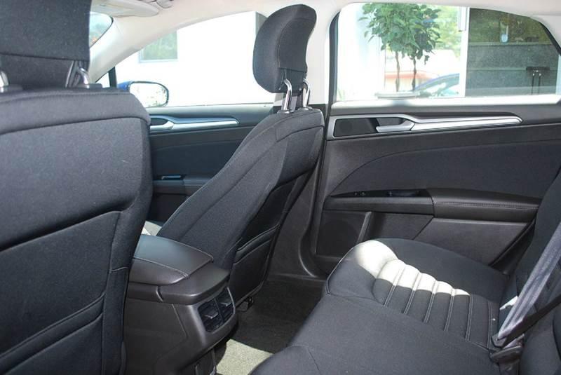 2014 Ford Fusion SE 4dr Sedan - Kalamazoo MI