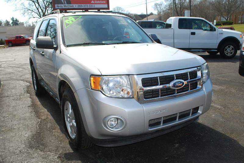 2009 Ford Escape XLT 4dr SUV - Kalamazoo MI