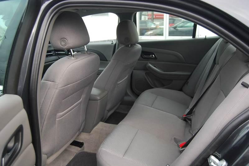 2015 Chevrolet Malibu LS Fleet 4dr Sedan - Kalamazoo MI
