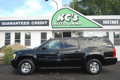 Used 2010 chevrolet suburban for sale michigan for North point motors traverse city