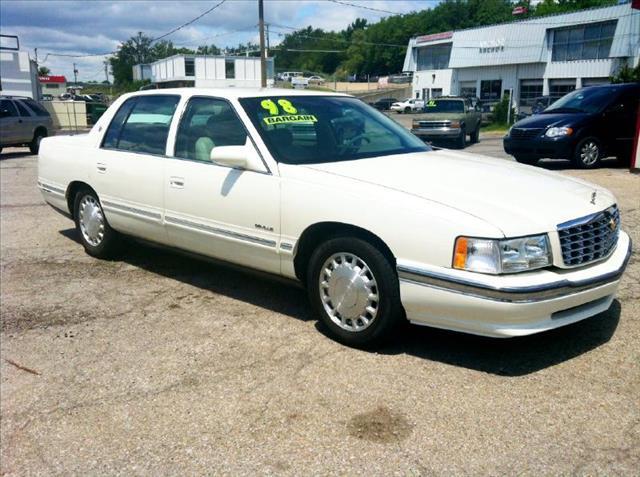 1998 Cadillac Deville For Sale