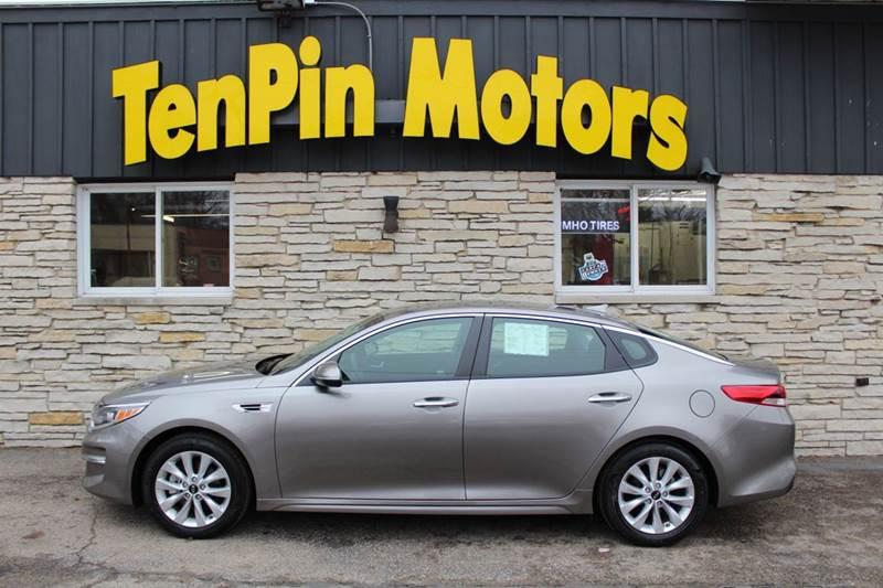 Tenpin motors used cars fort atkinson wi dealer for Kia motors madison wi