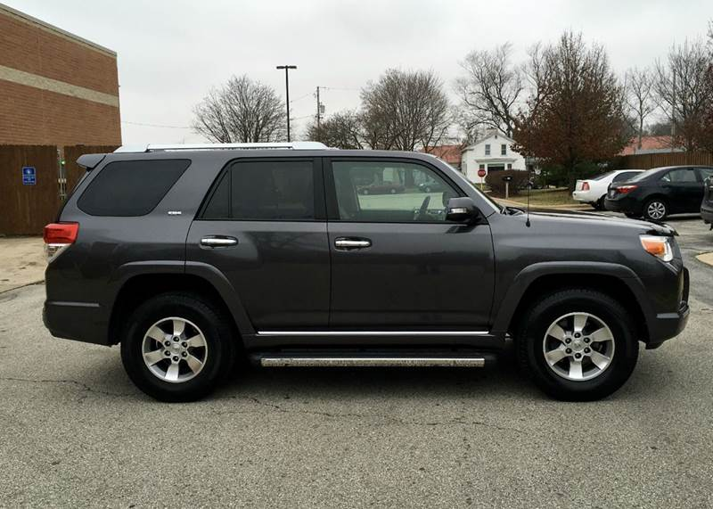 2010 toyota 4runner sr5 4x4 4dr suv 4 0l v6 in fort. Black Bedroom Furniture Sets. Home Design Ideas