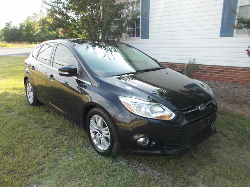 2012 Ford Focus SEL 4dr Hatchback - Rock Hill SC