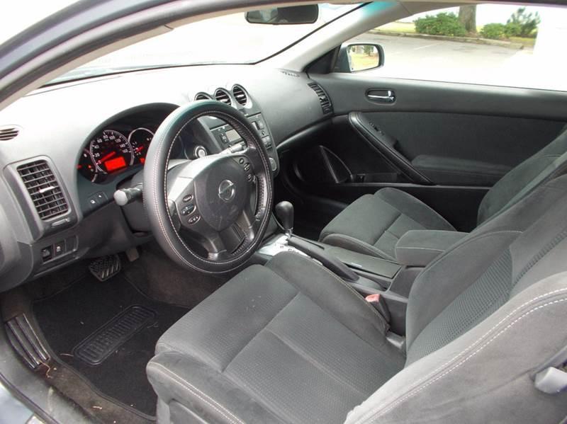 2011 Nissan Altima 3.5 SR 2dr Coupe CVT - Rock Hill SC