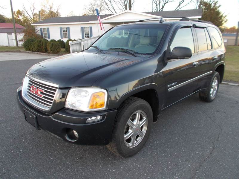 2006 gmc envoy for sale in youngstown oh. Black Bedroom Furniture Sets. Home Design Ideas