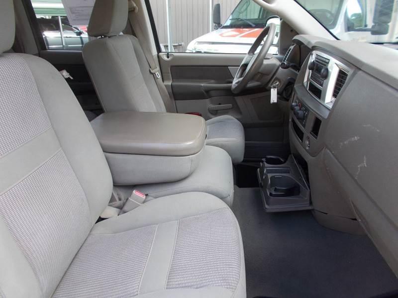 2007 Dodge Ram Pickup 1500 SLT 4dr Quad Cab SB - Rock Hill SC
