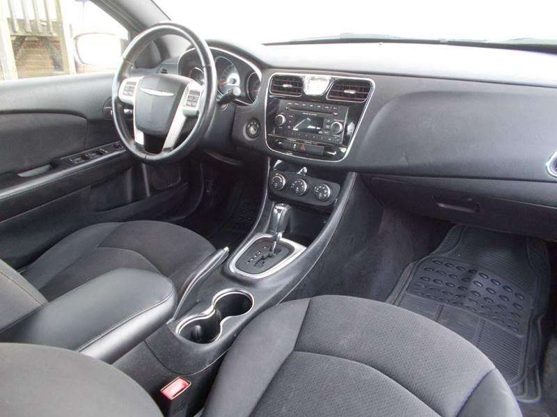 2013 Chrysler 200 Touring 4dr Sedan - Rock Hill SC