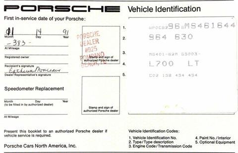 1991 Porsche 911 for sale in Carrollton, TX
