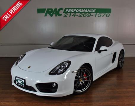 2014 Porsche Cayman for sale in Carrollton, TX
