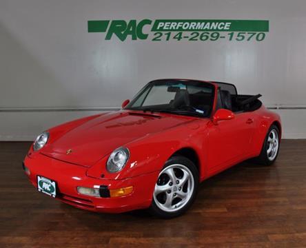 1997 Porsche 911 for sale in Carrollton, TX