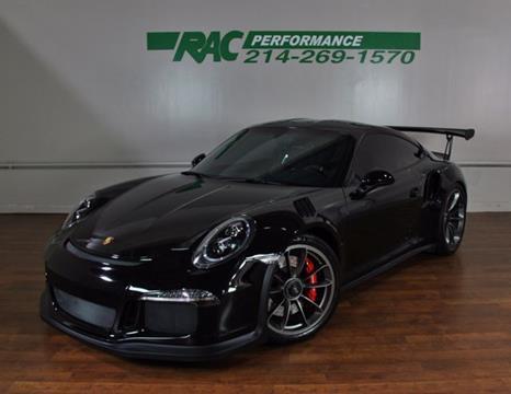2016 Porsche 911 for sale in Carrollton, TX