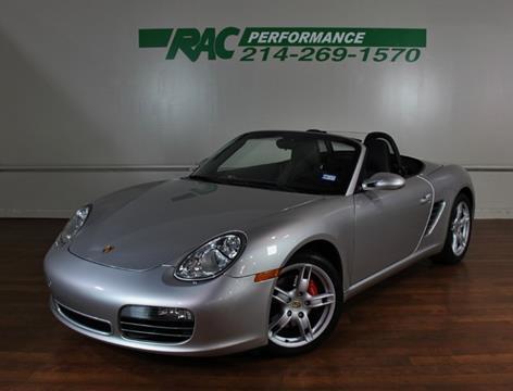 2005 Porsche Boxster for sale in Carrollton, TX