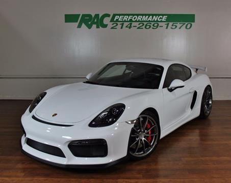 2016 Porsche Cayman for sale in Carrollton, TX