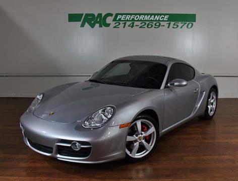 2006 Porsche Cayman for sale in Carrollton, TX