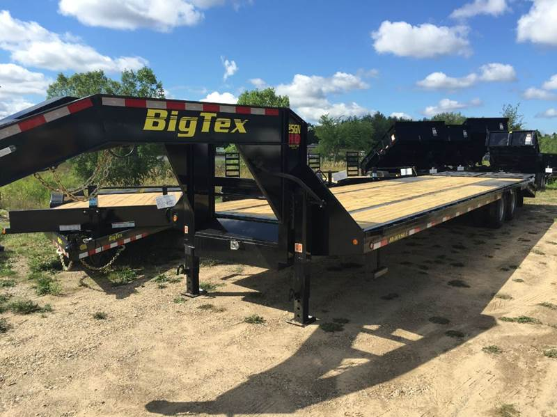 2017 Big Tex 25gn In Traverse City Mi Signature Motor Sales